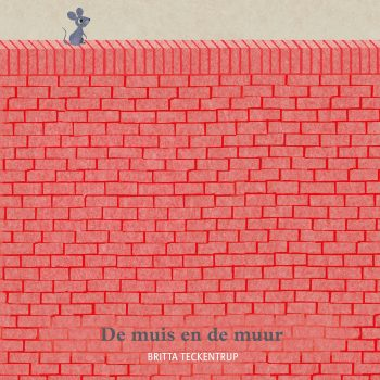 De muis en de muur voorplat (2)
